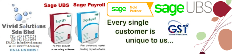 Sage UBS Software