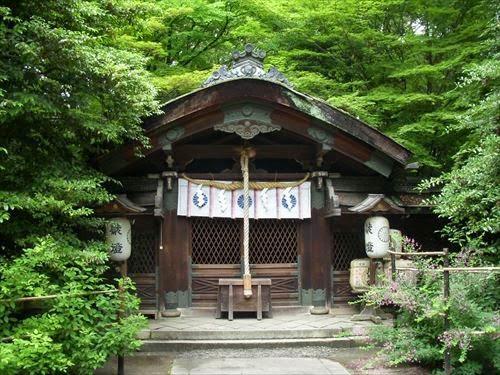 梨木(なしのき)神社