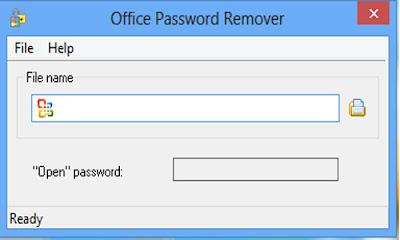 Cara Mengetahui Password Microsoft Offiice