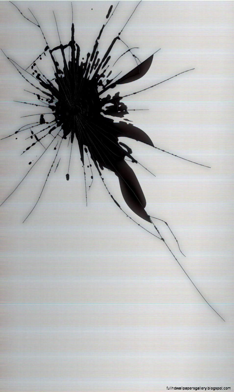 broken iphone wallpaper full hd wallpapers