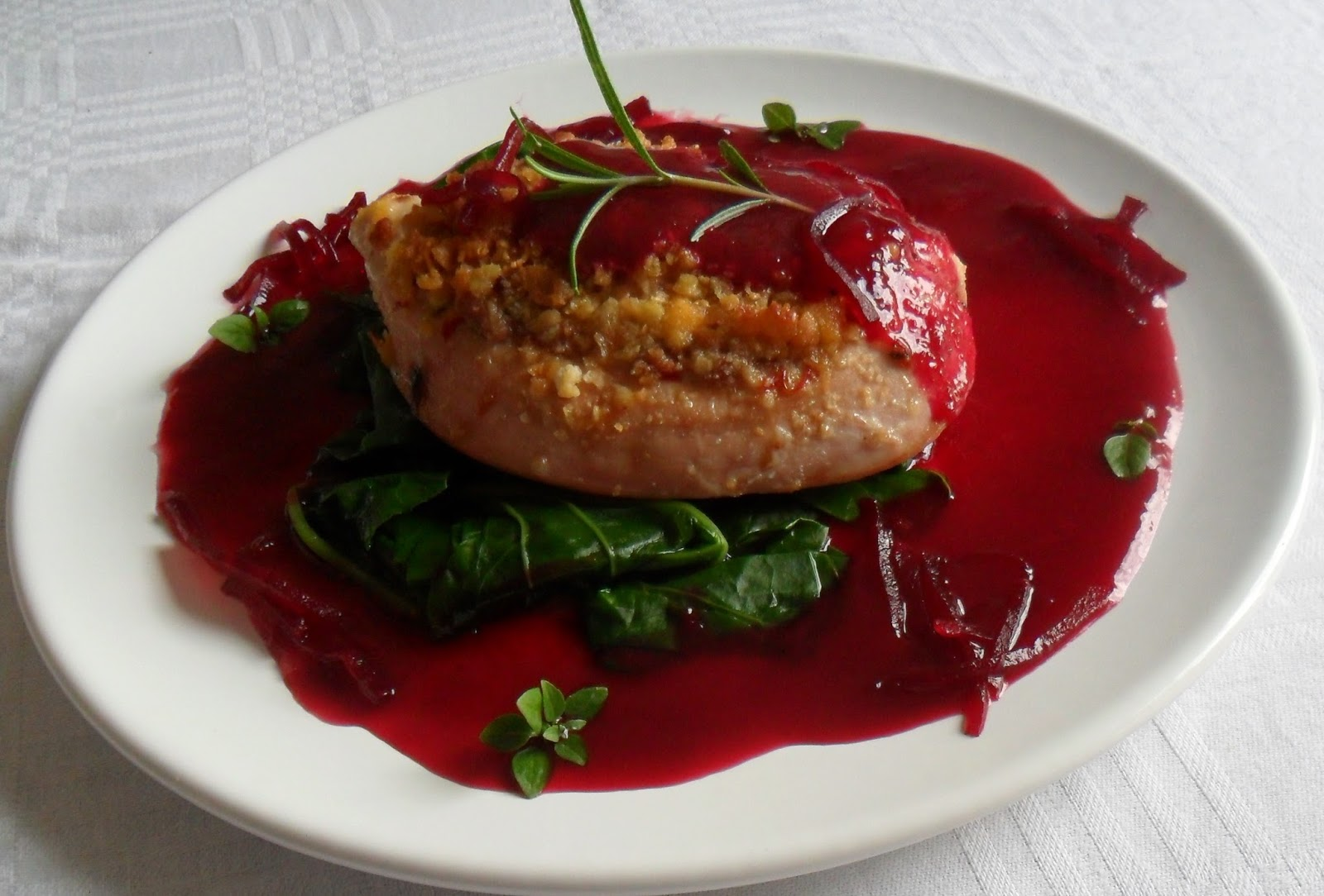 how to cook maddox turkey steaks