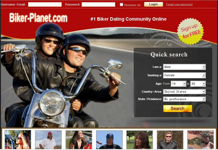 Online dating sites for bikers