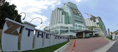 Hotel Kuantan,The Zenith Hotel,Kuantan