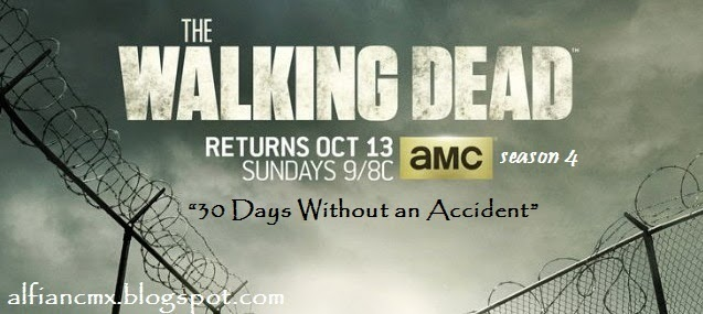 The Walking Dead Season 4 Episode 1 Subtitle Indonesia