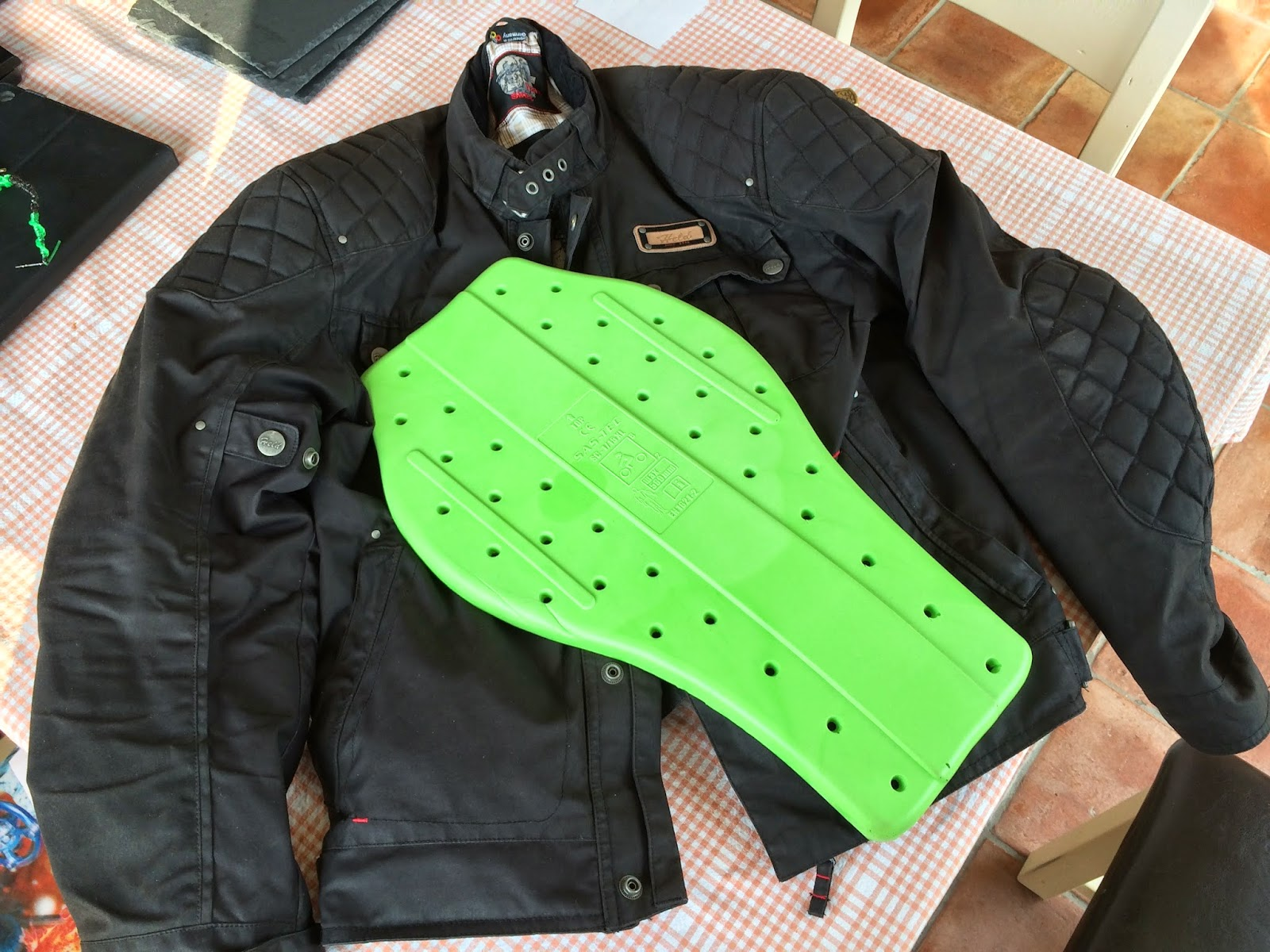 Held make the best motorcycle jackets