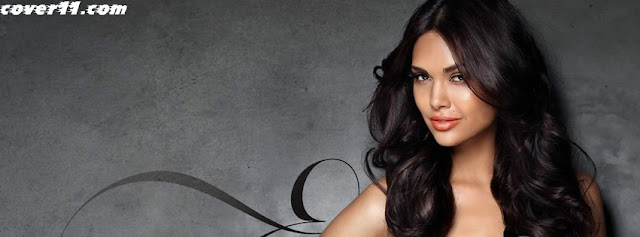 Esha Gupta HD Facebook Cover Photo