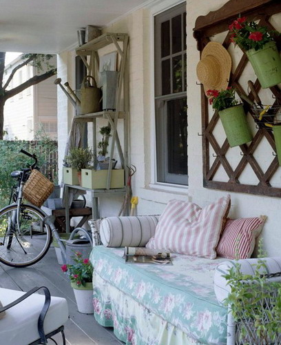 Get Ready To Relax In Bright and New Porch with the Best