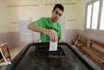 النتائج الاولية في انتخابات الرئاسة المصرية تظهر تقدم مرشح الاخوان محمد مرسي