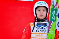 Takanashi seals ski jumping World Cup crystal globe