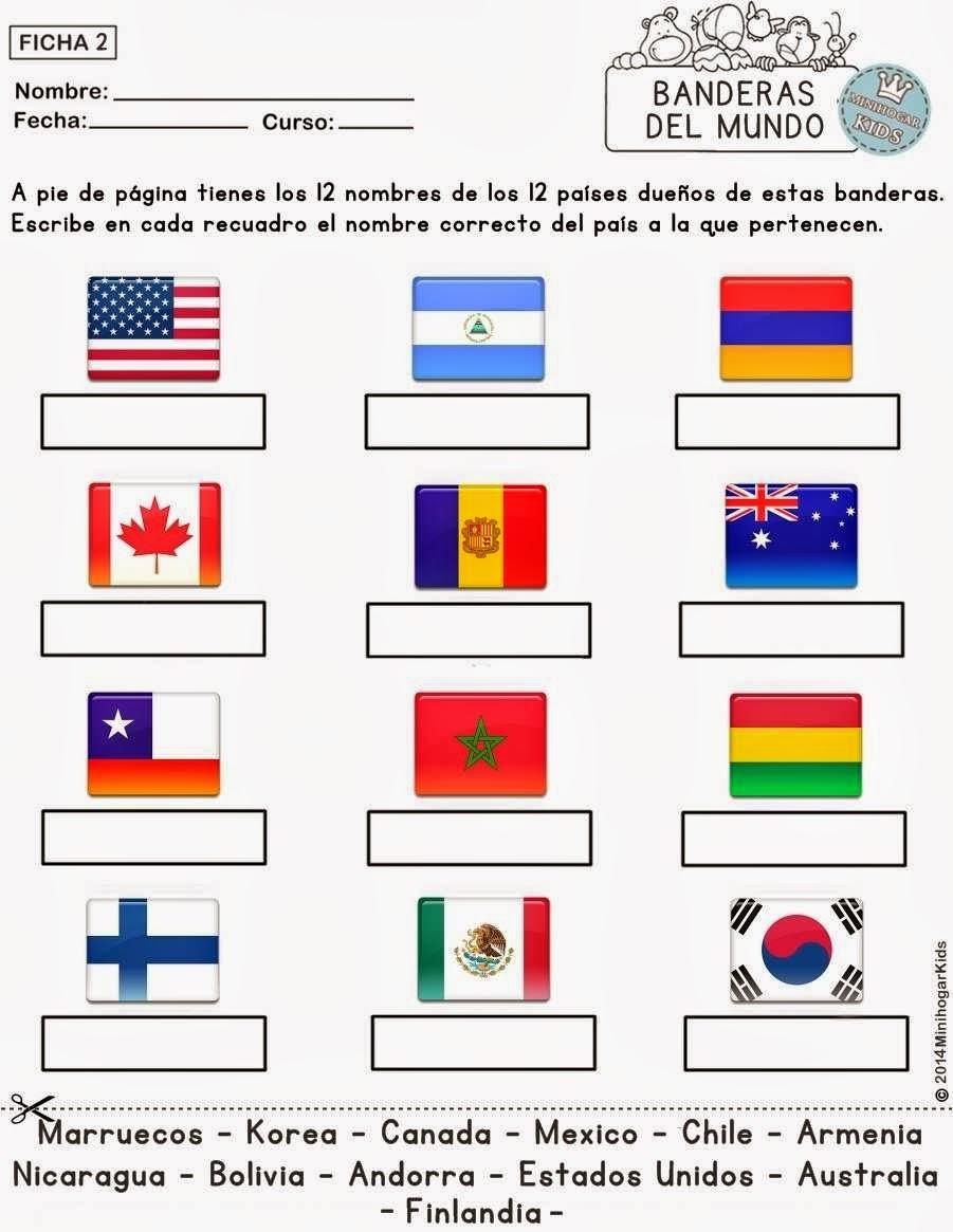 Banderas Del Mundo Con Sus Nombres Banderas Del Mundo