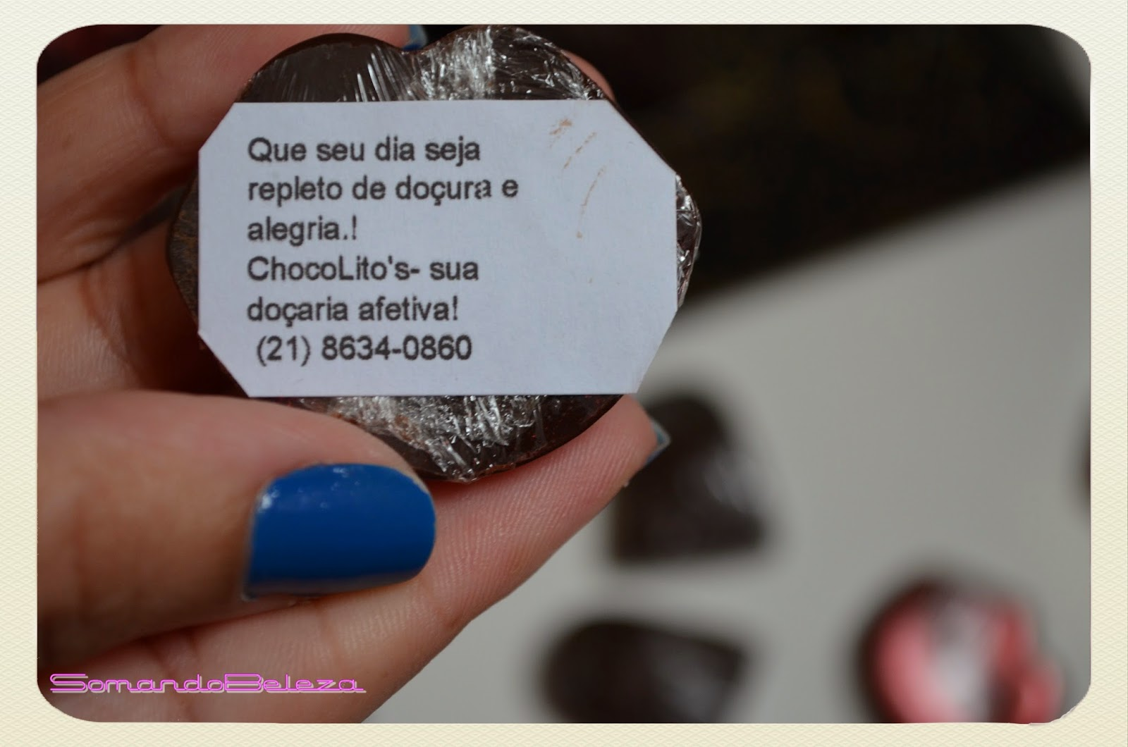 Somando Beleza, Neiva Marins, Chocolito's