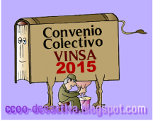 Convenio Colectivo Vinsa 2015