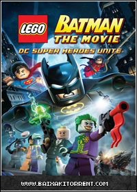 Capa LEGO Batman: O Filme 2013 (LEGO Batman: The Movie) Torrent Baixaki Download