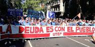 ARGENTINA: CON LA PROFUNDIZACIÓN DE LA CRISIS, SE PROFUNDIZA EL DESGASTE DEL GOBIERNO