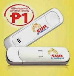 Sun Broadband Launched Piso Sale