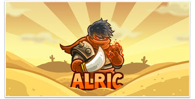 alric kingdom rush frontiers hammerhold