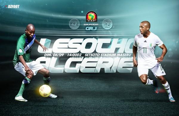 VIDÉO. Resume du match : Lesotho 1-3 Algérie
