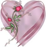 Um coração apaixonado...