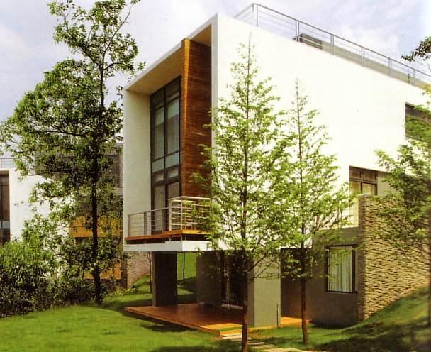 Arsitektur Rumah Minimalis Asri