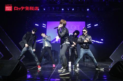 BIGBANG Lotte Duty Free