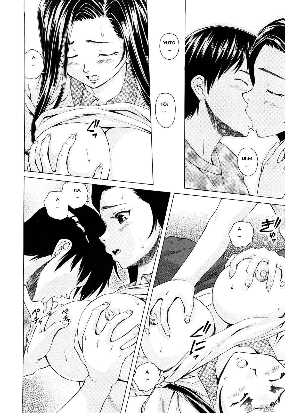 TruyenHay.Com - Ảnh 12 - Setsunai Omoi Chapter 4