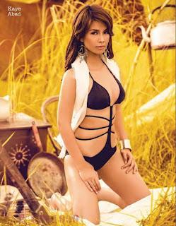 Kaye Abad FHM Pics