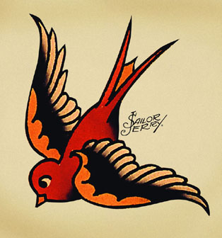sailor jerry love  Sailor Jerrys version: