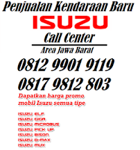 Harga Isuzu Murah Melayani Kredit & Cash Buktikan !!!!