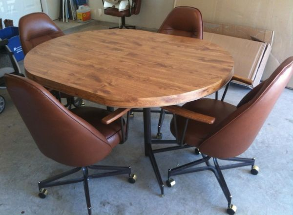 Craigslist Dining Room Table and Chairs