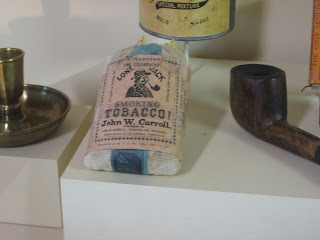 frontier 1800s tobacco