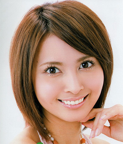 Elegant Hairstyles Haircut Ideas: Short Japanese Hairstyles for Girls