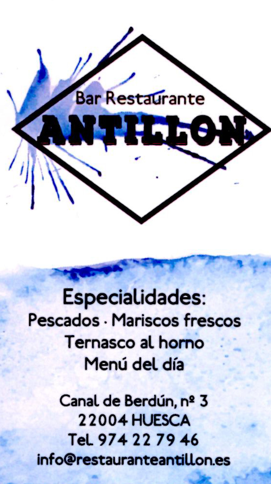 RESTAURANTE ANTILLON