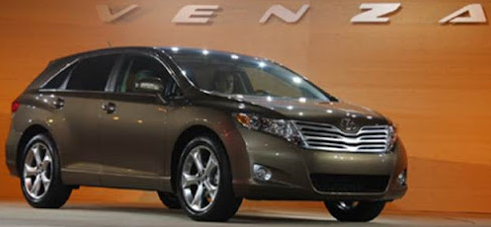2017 Toyota Venza Reviews