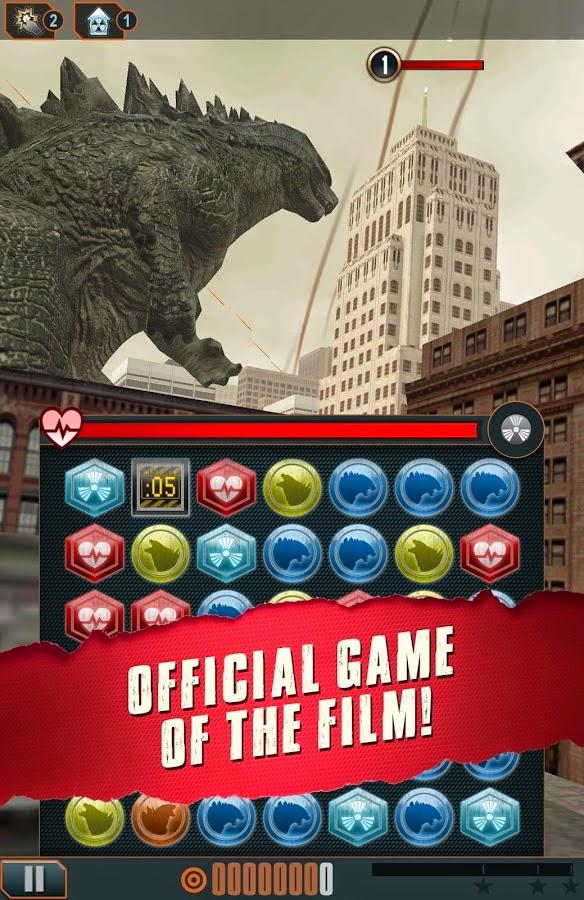 Godzilla Smash3 MOD
