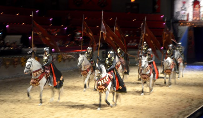 Tournament Majesty, Medieval Times Atlanta
