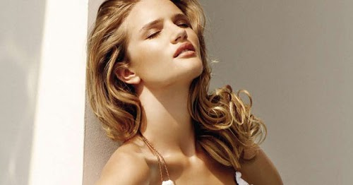 ... Most Beautiful Bea... Rosie Huntington Whiteley