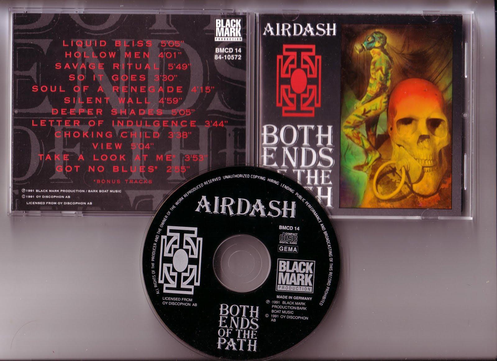 Airdash - Thank God It's Monday | Metal Kingdom