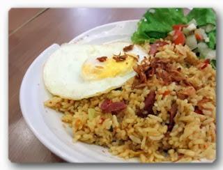 resep nagi goreng keju daging ala philipina