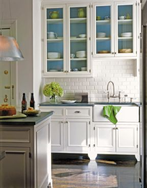 White Kitchen Cabinet Styles
