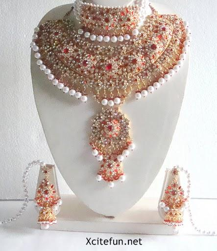 Jodha Akbar Jewelry Collection For Women