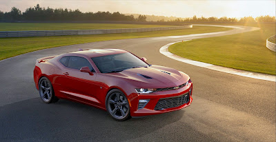 Gen Six Chevrolet Camaro Sets New Performance Standards