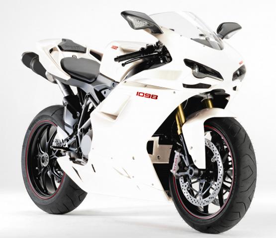 Ducati 1098 Bikes