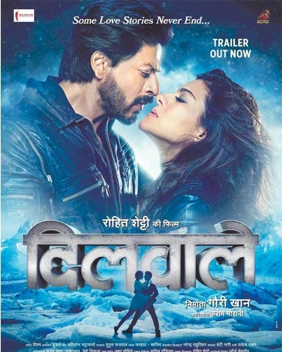 Dilwale Full Movie 2015