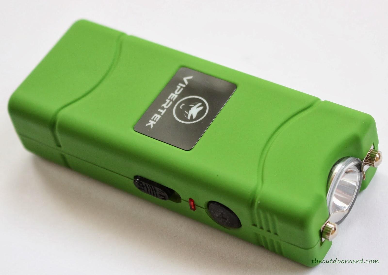 Vipertek VTS-881: Closeup Of Green Model 4