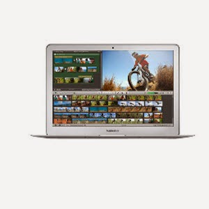 Amazon  : Buy Apple MacBook Air MD760HN/B Laptop Rs. 59216  only