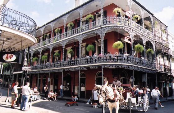 Lugares para visitar antes de morrer: New Orleans