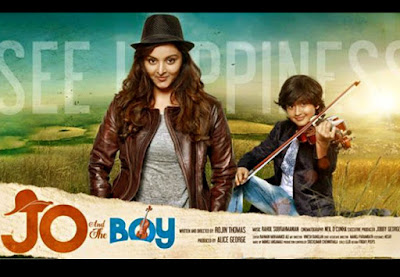 Jo And The Boy Malayalam Movie  First Look Poster Published