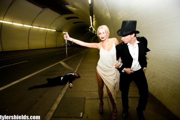 Lindsay Lohan – 2011 Tyler Shields Photoshoot (MQ)