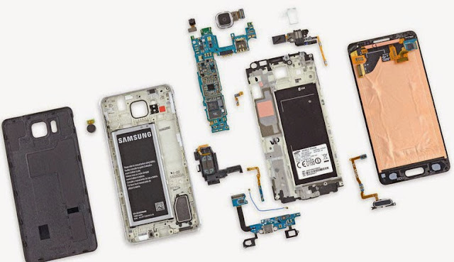 Samsung kembangkan sensor kamera lebih tipis dan baterai berkapasitas besar