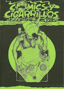 Cómics y Cigarrillos #2